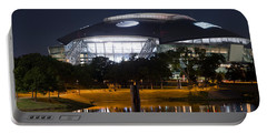 Dallas Cowboys Stadium 1016 Portable Battery Charger