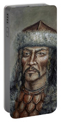 Attila The Hun Portable Battery Charger