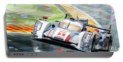 Audi R18 E-tron Quattro Portable Battery Charger