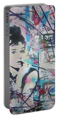 Audrey Chanel Portable Battery Charger