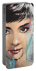 Audrey Portable Battery Charger
