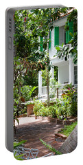 Audubon House Entranceway Portable Battery Charger