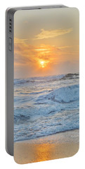 August 28 Sunrise Portable Battery Charger
