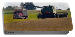 August Harvest Portable Battery Charger by J McCombie