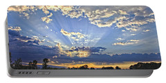 August Sunrise Portable Battery Charger