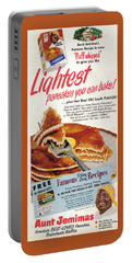Aunt Jemima Pancakes Portable Battery Charger
