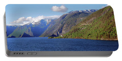 Aurlandsfjord Portable Battery Charger