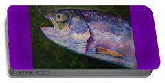 Aurons Rainbow Trout Portable Battery Charger