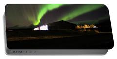 Aurora Borealis - 1 Portable Battery Charger