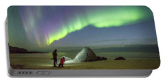 Aurora Photographers Portable Battery Charger