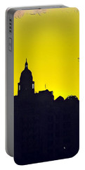 Austin Capital At Sunrise Portable Battery Charger