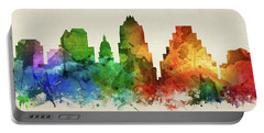 Austin Skyline Panorama Ustxau-pa03 Portable Battery Charger