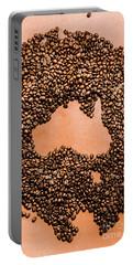 Australia Cafe Artwork Portable Battery Charger