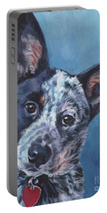 Australian Cattle Dog Portable Battery Charger