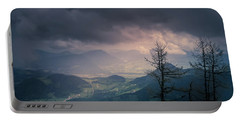 Austrian Alps Portable Battery Charger