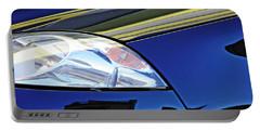Auto Headlight 190 Portable Battery Charger by Sarah Loft
