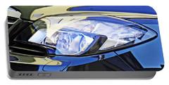 Auto Headlight 191 Portable Battery Charger by Sarah Loft