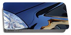 Auto Headlight 192 Portable Battery Charger by Sarah Loft