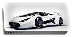 Automobili Lamborghini Concept Portable Battery Charger