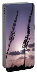 Portable Battery Charger featuring the photograph Autumn Alarm by Arik Baltinester