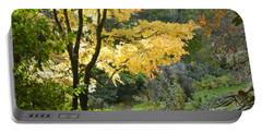 Autumn Ambiance Portable Battery Charger