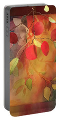 Autumn Apples 3d Portable Battery Charger