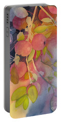 Autumn Apples Full Painting Portable Battery Charger