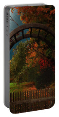 Autumn Archway Portable Battery Charger