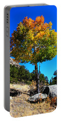 Autumn Aspen Portable Battery Charger