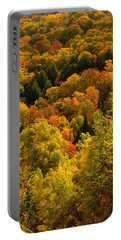 Autumn At Acadia Portable Battery Charger