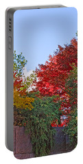 Autumn At F D R Portable Battery Charger