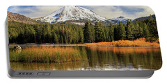 Autumn At Mount Lassen Portable Battery Charger