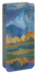 Autumn At Mt. Moran Portable Battery Charger