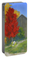 Autumn Barn Portable Battery Charger