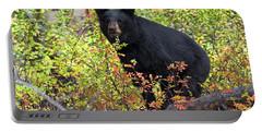 Autumn Bear Portable Battery Charger