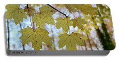 Autumn Beauty Portable Battery Charger