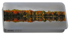 Autumn Beauty - Nova Scotia Landscape Portable Battery Charger