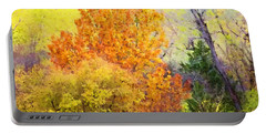 Autumn Blaze  Portable Battery Charger