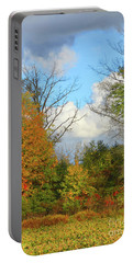 Autumn Breeze Nature Art Portable Battery Charger