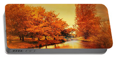 Autumn Breeze Portable Battery Charger