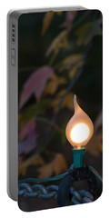 Autumn Bulb Portable Battery Charger