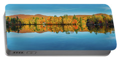 Autumn By The Lake Portable Battery Charger