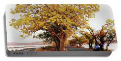 Autumn Causeway Portable Battery Charger