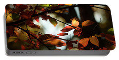 Autumn Changing Portable Battery Charger