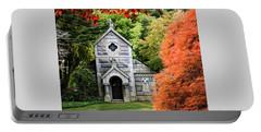 Autumn Chapel Portable Battery Charger