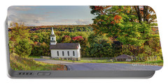 Autumn Church II Portable Battery Charger