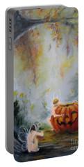 Autumn Color Celebration Portable Battery Charger