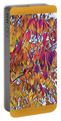 Autumn Color Portable Battery Charger by Diane Miller