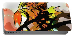 Autumn Colors Abstract Portable Battery Charger