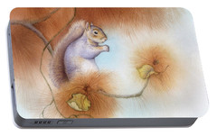 Squirrel Portable Battery Chargers
